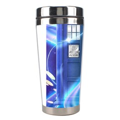Tardis Space Stainless Steel Travel Tumblers