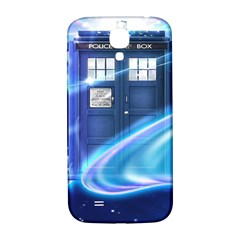 Tardis Space Samsung Galaxy S4 I9500/i9505  Hardshell Back Case