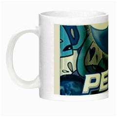 Pepsi Cans Night Luminous Mugs