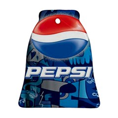 Pepsi Cans Bell Ornament (two Sides)
