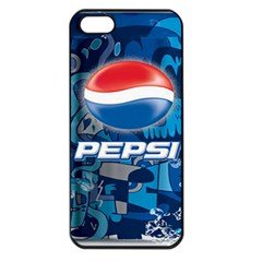 Pepsi Cans Apple Iphone 5 Seamless Case (black)