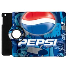 Pepsi Cans Apple Ipad Mini Flip 360 Case