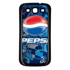 Pepsi Cans Samsung Galaxy S3 Back Case (black)