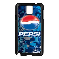 Pepsi Cans Samsung Galaxy Note 3 N9005 Case (black)