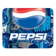 Pepsi Cans Double Sided Flano Blanket (large)  by Samandel
