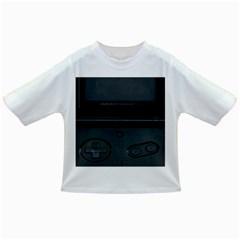 Game Boy Black Infant/toddler T Shirts