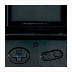 Game Boy Black Medium Glasses Cloth (2 Side)