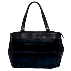 Game Boy Black Office Handbags