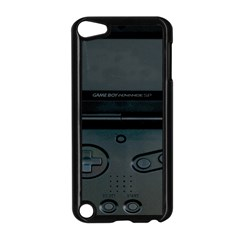 Game Boy Black Apple Ipod Touch 5 Case (black)