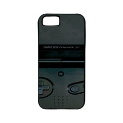 Game Boy Black Apple Iphone 5 Classic Hardshell Case (pc+silicone)
