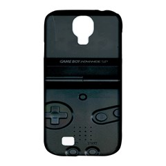 Game Boy Black Samsung Galaxy S4 Classic Hardshell Case (pc+silicone)