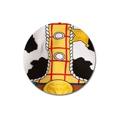 Woody Toy Story Magnet 3  (round)