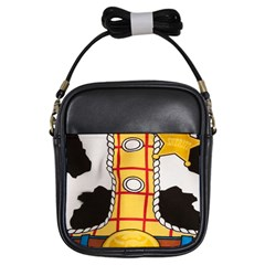 Woody Toy Story Girls Sling Bags