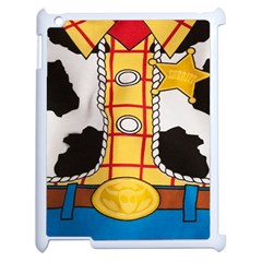 Woody Toy Story Apple Ipad 2 Case (white)