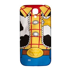 Woody Toy Story Samsung Galaxy S4 I9500/i9505  Hardshell Back Case