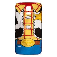 Woody Toy Story Samsung Galaxy S5 Back Case (white)