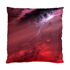 Storm Clouds And Rain Molten Iron May Be Common Occurrences Of Failed Stars Known As Brown Dwarfs Standard Cushion Case (one Side) by Sapixe