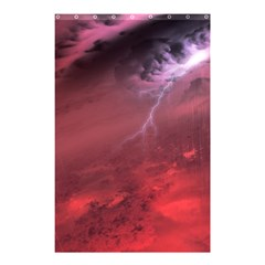 Storm Clouds And Rain Molten Iron May Be Common Occurrences Of Failed Stars Known As Brown Dwarfs Shower Curtain 48  X 72  (small)  by Sapixe