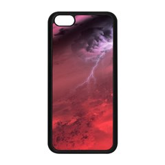 Storm Clouds And Rain Molten Iron May Be Common Occurrences Of Failed Stars Known As Brown Dwarfs Apple Iphone 5c Seamless Case (black) by Sapixe