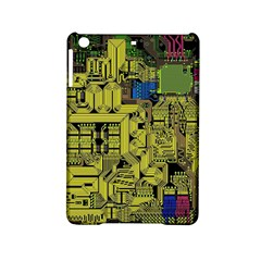 Technology Circuit Board Ipad Mini 2 Hardshell Cases by Sapixe
