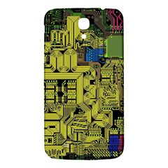 Technology Circuit Board Samsung Galaxy Mega I9200 Hardshell Back Case by Sapixe