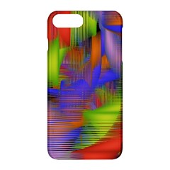 Texture Pattern Programming Processing Apple Iphone 8 Plus Hardshell Case