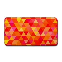 Triangle Tile Mosaic Pattern Medium Bar Mats by Sapixe