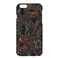 Trees Internet Multicolor Psychedelic Reddit Detailed Colors Apple Iphone 6 Plus/6s Plus Hardshell Case by Sapixe