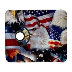 United States Of America Images Independence Day Galaxy S3 (flip/folio) by Sapixe