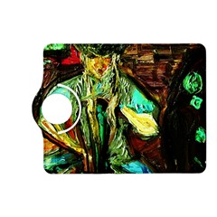 Girl In The Bar Kindle Fire Hd (2013) Flip 360 Case