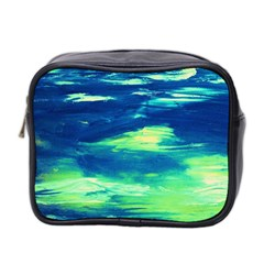 Sky Is The Limit Mini Toiletries Bag 2 Side by bestdesignintheworld