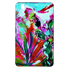 Desrt Blooming With Red Cactuses Samsung Galaxy Tab Pro 8 4 Hardshell Case by bestdesignintheworld