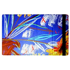 Ceramic Jur And Sunlowers Apple Ipad Pro 9 7   Flip Case by bestdesignintheworld