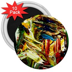 In A Mountains   State Washingtone 3  Magnets (10 Pack)  by bestdesignintheworld
