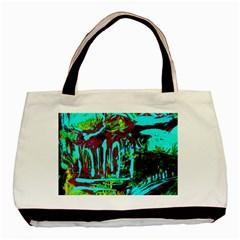 Monastery Estate Basic Tote Bag by bestdesignintheworld