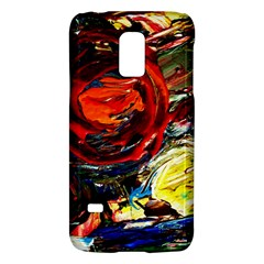 Red Sun In The Mountain Galaxy S5 Mini by bestdesignintheworld