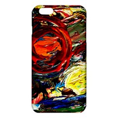 Red Sun In The Mountain Iphone 6 Plus/6s Plus Tpu Case by bestdesignintheworld