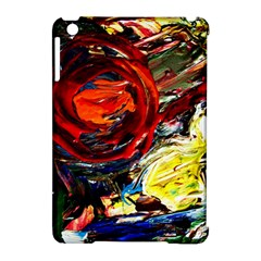 Dscf2280  Red Sun In The Mountain Apple Ipad Mini Hardshell Case (compatible With Smart Cover) by bestdesignintheworld