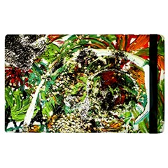April   Birds Of Paradise 5 Apple Ipad 2 Flip Case by bestdesignintheworld