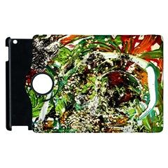 April   Birds Of Paradise 5 Apple Ipad 2 Flip 360 Case by bestdesignintheworld