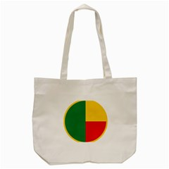 Air Force Roundel Of Benin Tote Bag (cream) by abbeyz71