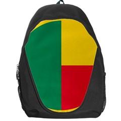 Air Force Roundel Of Benin Backpack Bag by abbeyz71