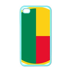 Air Force Roundel Of Benin Apple Iphone 4 Case (color)