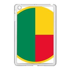Air Force Roundel Of Benin Apple Ipad Mini Case (white) by abbeyz71