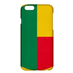 Air Force Roundel Of Benin Apple Iphone 6 Plus/6s Plus Hardshell Case by abbeyz71