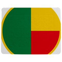 Air Force Roundel Of Benin Jigsaw Puzzle Photo Stand (rectangular) by abbeyz71