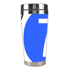 Trans–west African Coastal Highway Shield Stainless Steel Travel Tumblers by abbeyz71