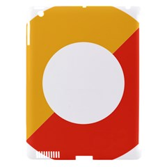 Bhutan Air Force Roundel Apple Ipad 3/4 Hardshell Case (compatible With Smart Cover) by abbeyz71