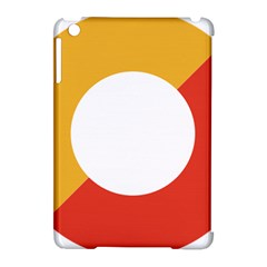 Bhutan Air Force Roundel Apple Ipad Mini Hardshell Case (compatible With Smart Cover) by abbeyz71