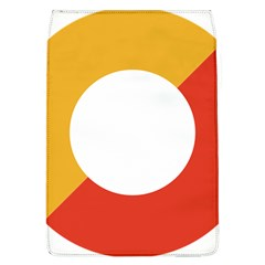 Bhutan Air Force Roundel Flap Covers (l)  by abbeyz71